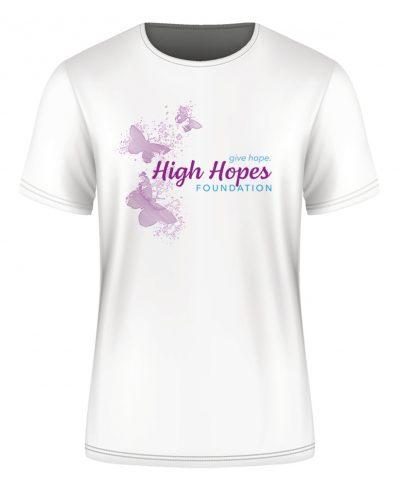 High Hopes shirt - white